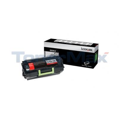 LEXMARK MS812 TONER CARTRIDGE 45K